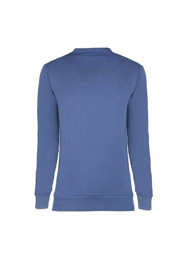 Calvin Klein Sweatshirt Mavi
